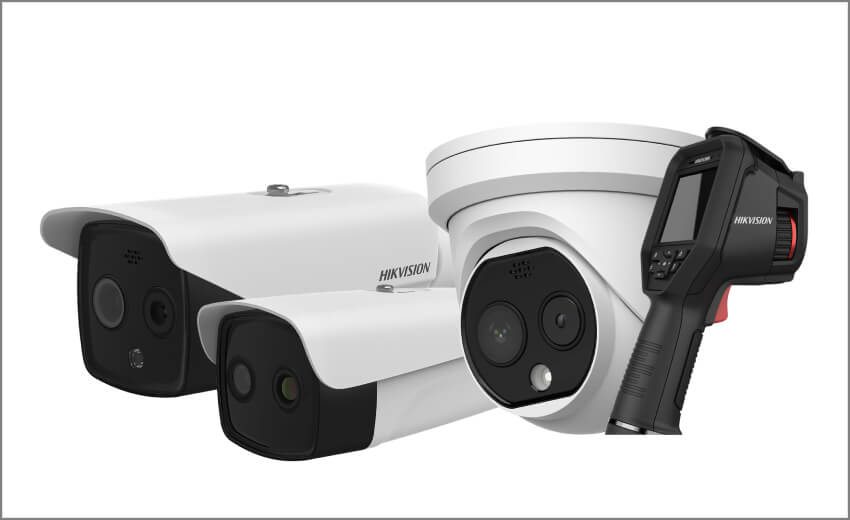 Hikvision introduces Temperature Screening Thermographic Cameras (available in India)