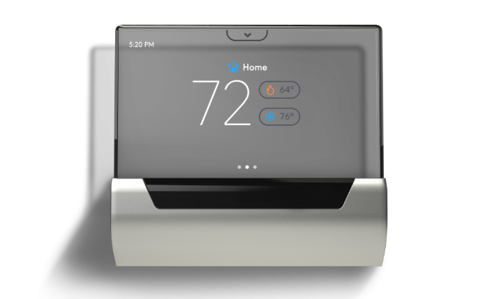 Johnson Controls' GLAS Thermostat starts shipping on August 24