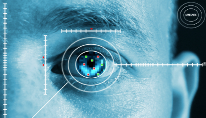 Ophthalmologists honored by US Patent and Trademark Office for iris recognition