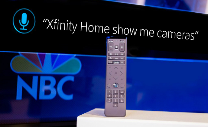Comcast adds smart home voice control to X1 Remote