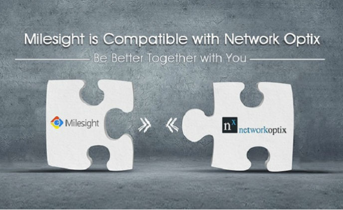 Milesight is now integrated with Network Optix