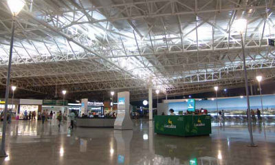 Brazilian Bus Terminal Enhances Management With Axis IP Cams