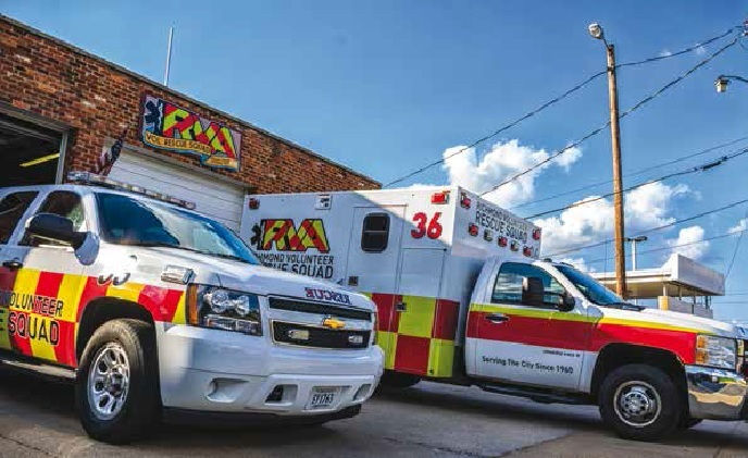 Paramedics get the job done with Axis