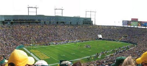 Lambeau Field Selects Nuuo Surveillance to Monitor National Football Stadium