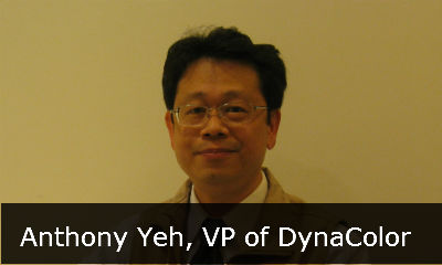 Asia Update: DynaColor rises with IP