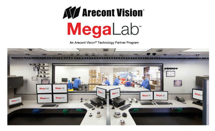Arecont Vision expands Technology Partner Program with Visual Management Systems