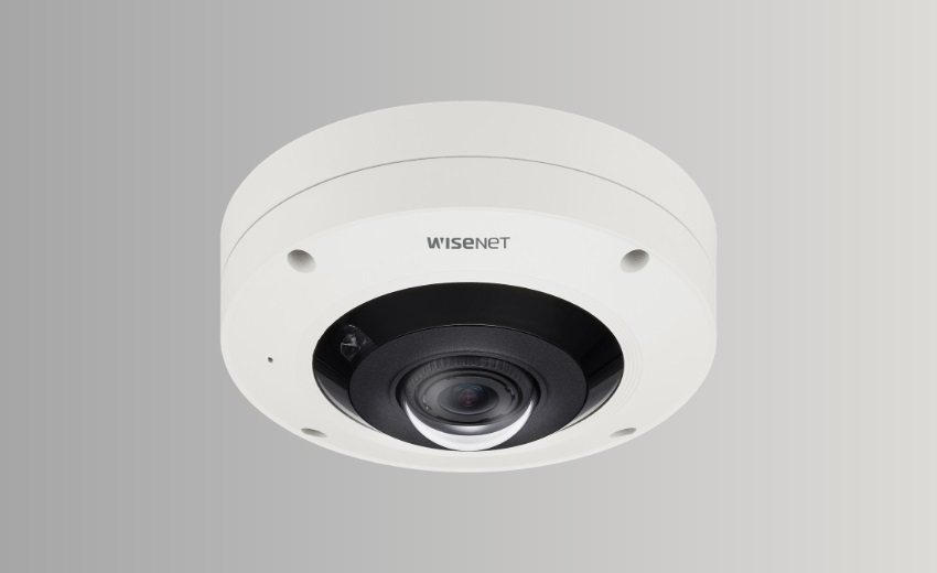 New Wisenet X cameras equipped with industry leading camera cyber security functionality