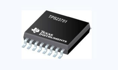 TI releases PoE controllers with greater efficiency