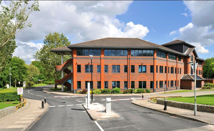 OPTEX laser sensors deployed at Manchester Greencourt Business Park