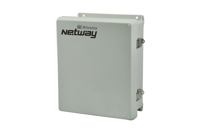 Altronix launches new NetWay PoE+ switches and midspans