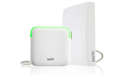 New Clay Wall Reader from Salto