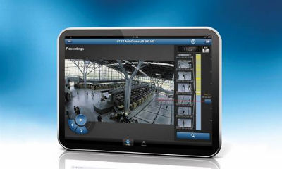 Bosch to give away iPads after Security Essen