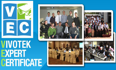 VIVOTEK concludes first training program with more than 300 participants