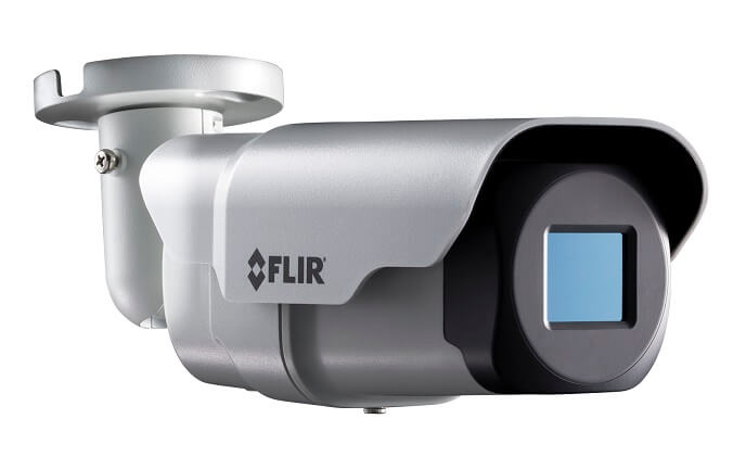 FLIR introduces FB-Series ID thermal camera with built-in human and vehicle recognition analytics
