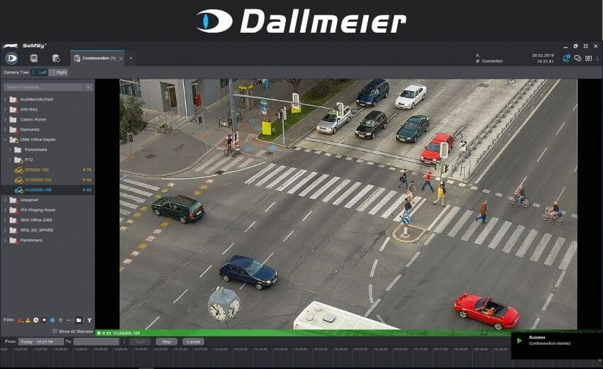 Rapid capture and follow-up of traffic violations with video technology