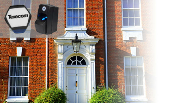 ievo partner with leading intruder alarm manufacturer