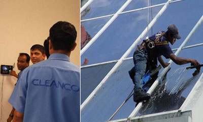 ZKTeco provides attendance management solutions for Cleanco in UAE