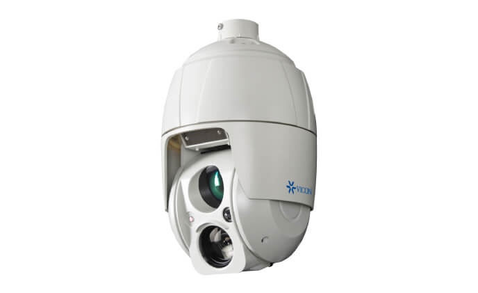 Vicon introduces its PTZ dome camera SN688D with 4K resolution