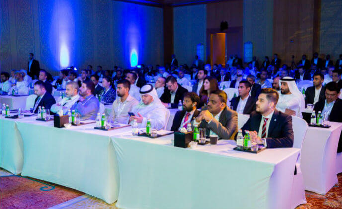 Milestone Middle East Community out in full force at MPOP Middle East 2018