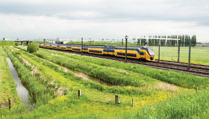 Dutch rail keeps track of stations with heightened awareness