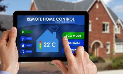 Home monitoring hardware revenues to grow 6-fold