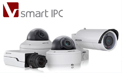Hikvision Smart Surveillance designed for IP channel