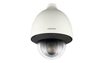 Samsung Techwin launches 1.3-MP PTZ dome