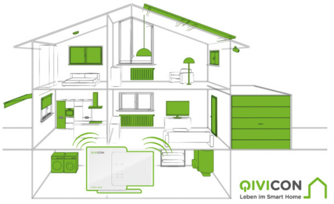 Deutsche Telekom bings the Qivicon smart home platform to Slovakia and Norway