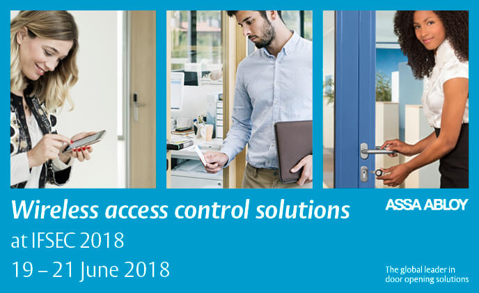 ASSA ABLOY showcases latest products for commercial businesses at IFSEC