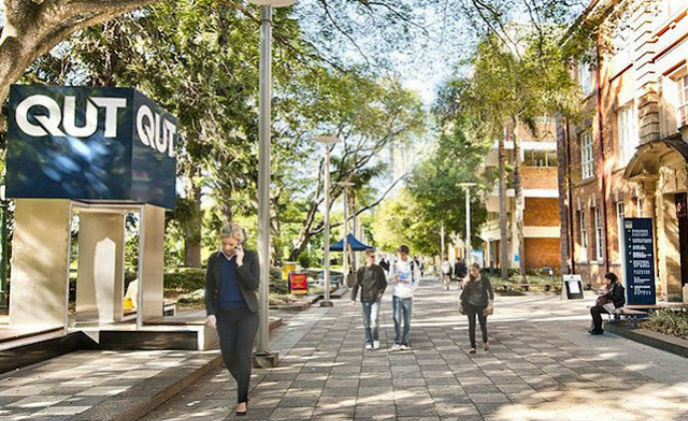 Gallagher secures Queensland University of Technology