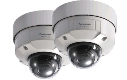 Panasonic expands 6 series with indoor dome network cam