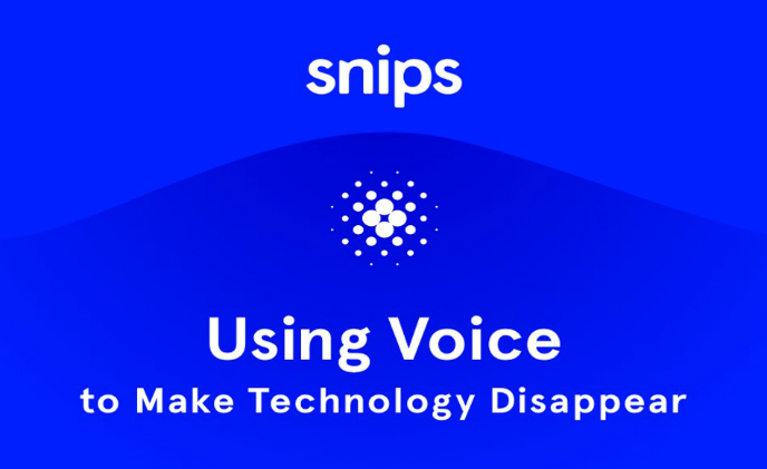 Voice assistant Snips AIR ensures privacy by using edge computing