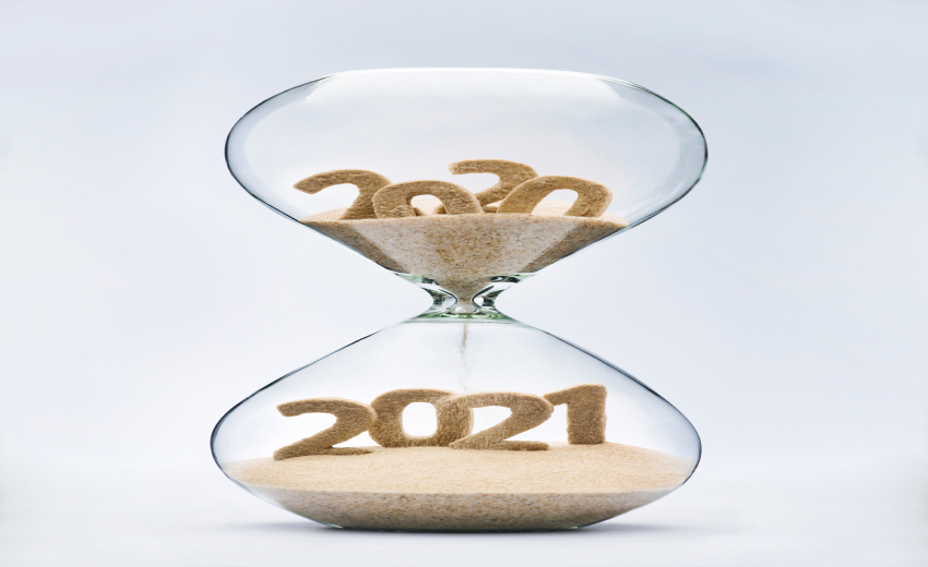 What do security 50 companies expect to see in 2021
