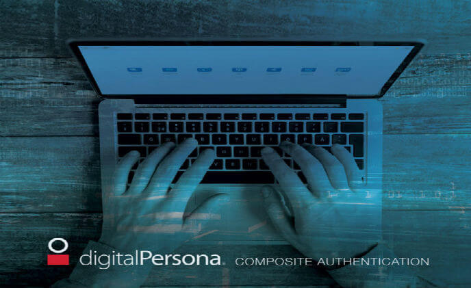 Crossmatch integrates BehavioSec behavioral biometrics into DigitalPersona solution