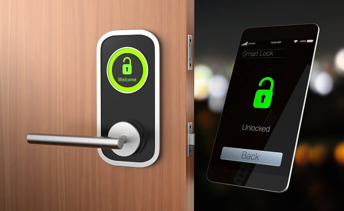 Improved security the key to smart lock growth