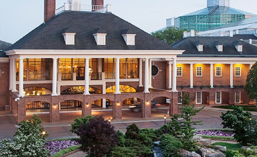 Gaylord Opryland upgrades surveillance with Hanwha Techwin