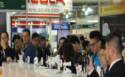 Chinese home camera makers' aggressive moves for exports