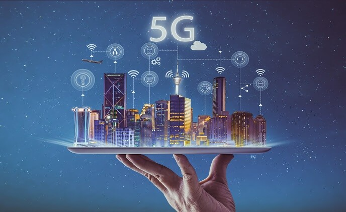 How smart cities become smarter with 5G