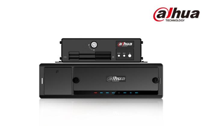 Dahua Technology unveils H.265 mobile video recorder series