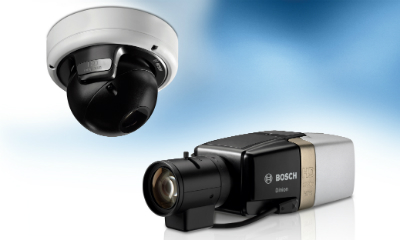 Bosch Security Releases 1080p HDR Cams