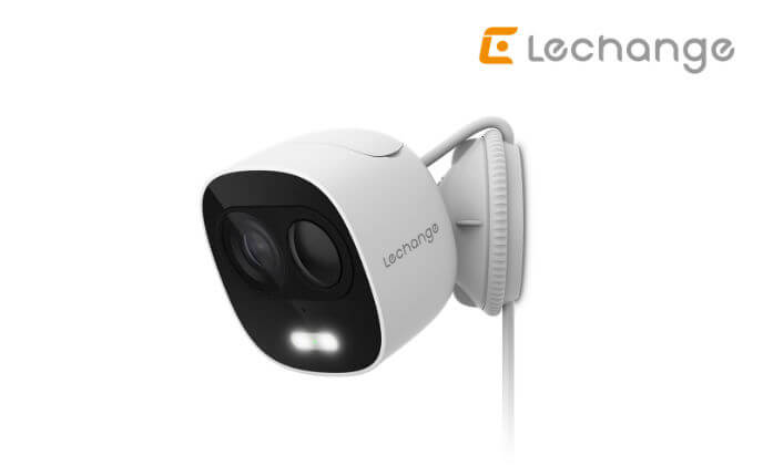 Dahua consumer brand Lechange released active deterrence Wi-Fi camera LOOC