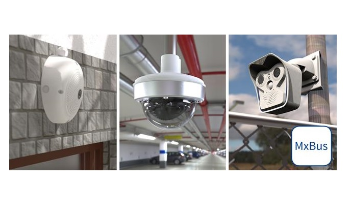 New MOBOTIX Mx6 camera line with integrated MxB functionality