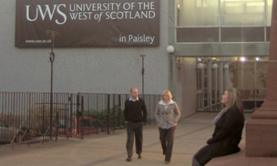 Scottish University Secured by Assa Abloy Access Solution