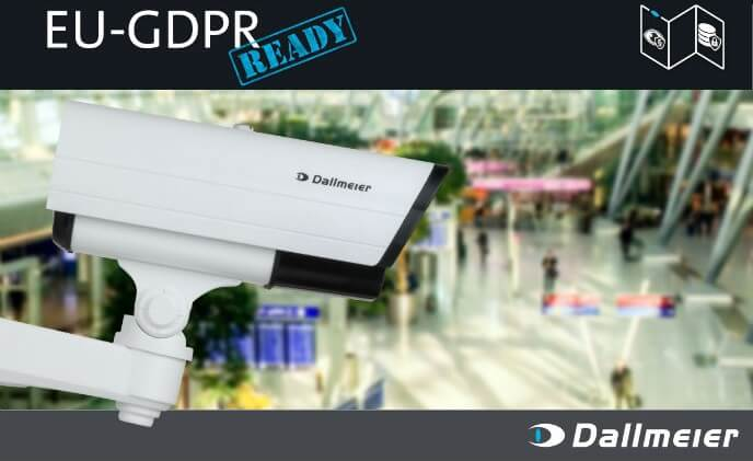 Dallmeier presents combined module for data protection and data security