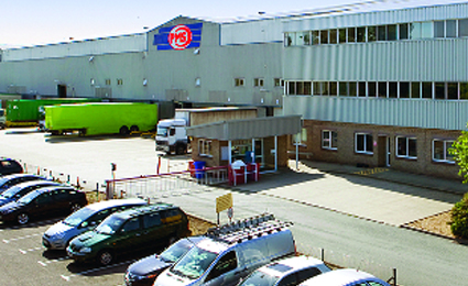 Wavestore delivers again for PMS International distribution centre