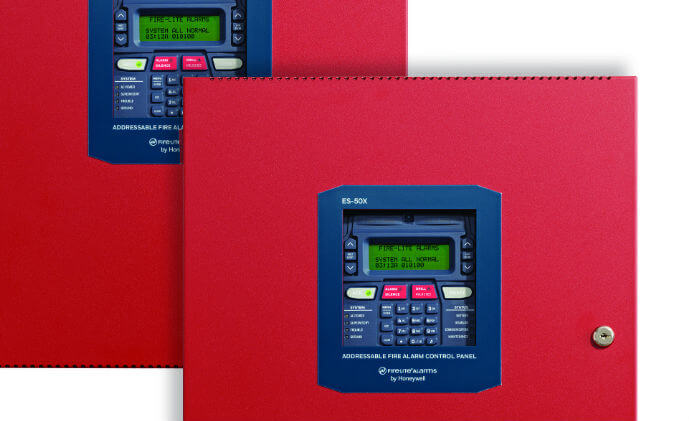 Honeywell expands line of fire-lite addressable fire alarm control panels