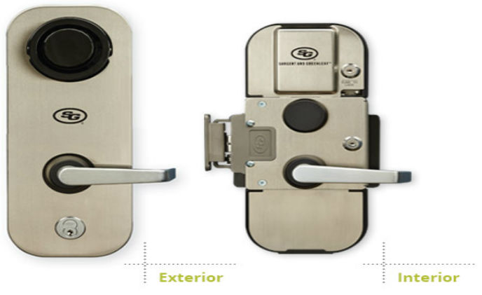 Sargent and Greenleaf announce first US GSA-approved pedestrian door lock
