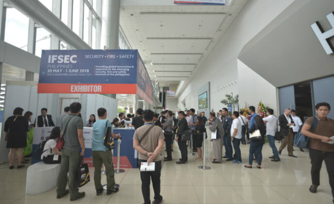 IFSEC Philippines to gather portfolio of security, fire and safety