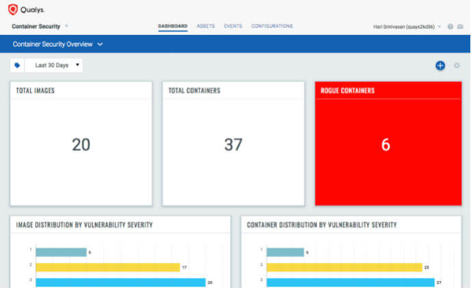 Qualys releases cloud-based Container Security App