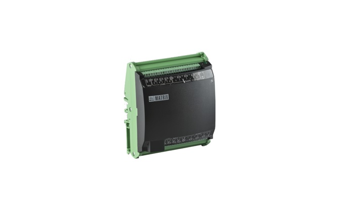 Matrix offers COSEC ARC IO800, a compact input-output controller